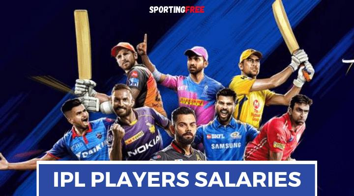 IPL Players Salary 2021