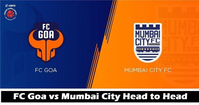 FC Goa vs Mumbai City Head to Head