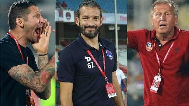 ISL 2020-21 Managers