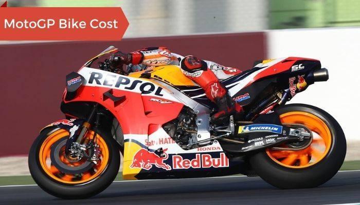 MotoGP Bike Cost Price