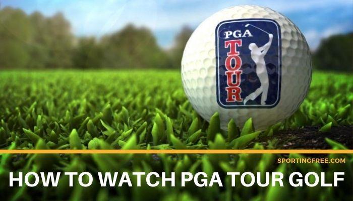 PGA Tour Live Stream
