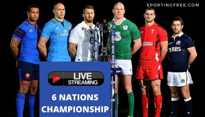 Six Nations Live Stream Free