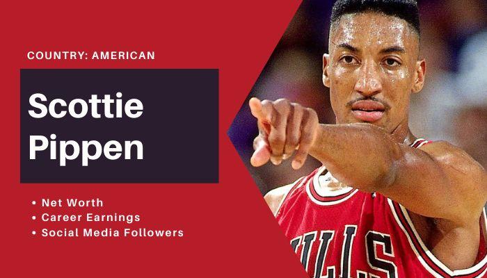 Scottie Pippen Net Worth