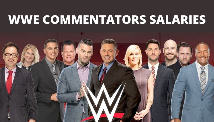 WWE Commentators Salaries