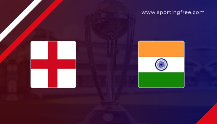 India vs England Live Streaming Cricket