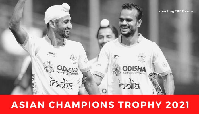 Asian Champions Trophy 2021 Schedule