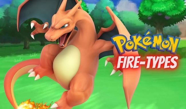 Best Fire Type Pokemon in Pokémon GO