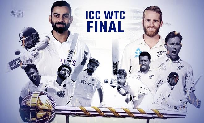India vs New Zealand Live Streaming WTC Final 2021