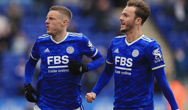 Leicester City strikes shirt sponsorship record deal