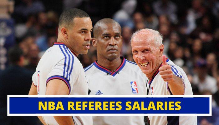 NBA Referee Salary