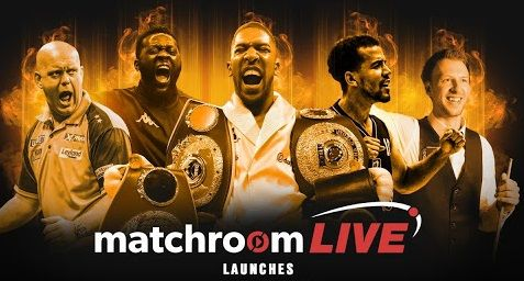 Nent signs five-year deal with Matchroom