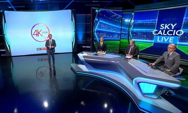 Sky Italia Secures Serie A Live Broadcast Rights