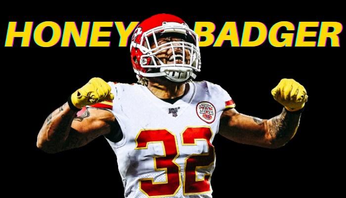 Tyrann Mathieu Called Honey Badger NFL