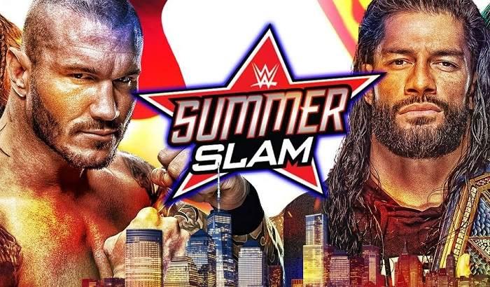 WWE SummerSlam 2021 Matches