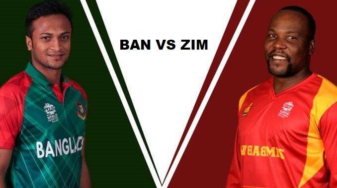 Bangladesh vs Zimbabwe 2021 Schedule, Live Streaming