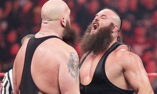 Braun Strowman: WWE Wrestlers Released in 2021