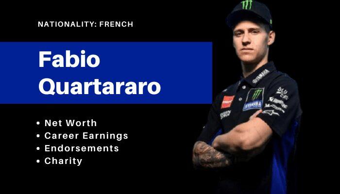 Fabio Quartararo Net Worth