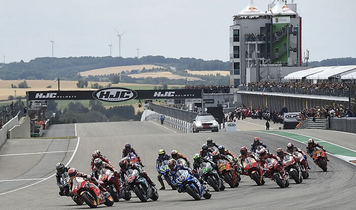 German MotoGP Highlights Video & Results