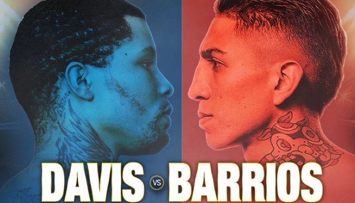 Gervonta Davis vs Mario Barrios fight date