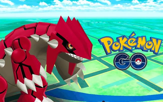 Groudon: Best Ground Type Pokemon in Pokémon GO