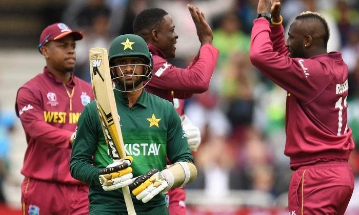 Pakistan vs West Indies 2021 Schedule