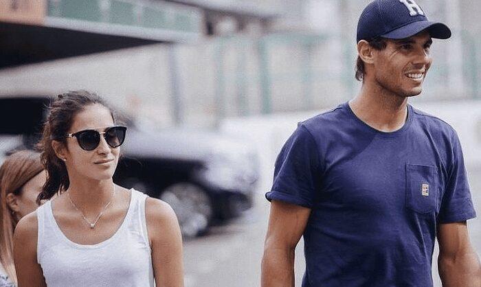 Rafael Nadal wife, Xisca Perello
