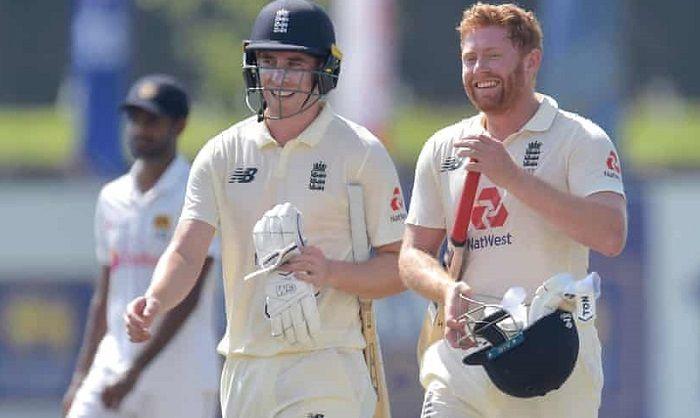 Sri Lanka vs England 2021 Schedule