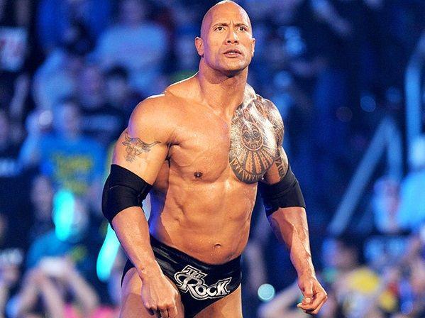 The Rock WWE Return