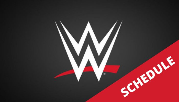 WWE 2021 PPV Schedule