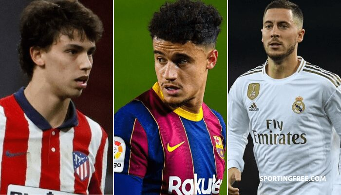 most expensive transfers in La Liga History