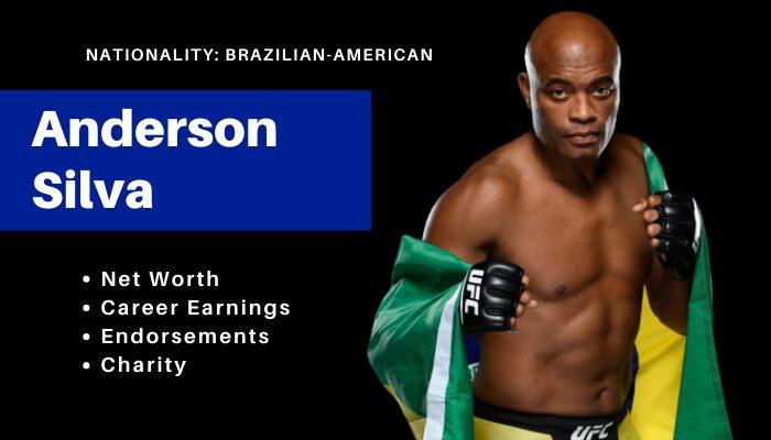 Anderson Silva Net Worth