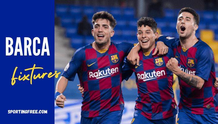 FC Barcelona Fixtures 202122, Schedule, El Clasico