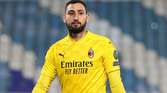 Gianluigi Donnarumma is one of the best Ligue 1 players right now