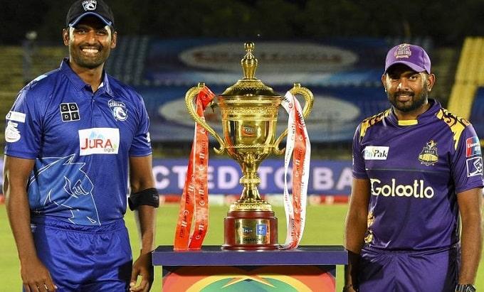 LPL 2021 Schedule Lanka Premier League