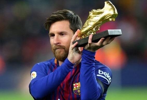 La Liga Golden Boot Winners