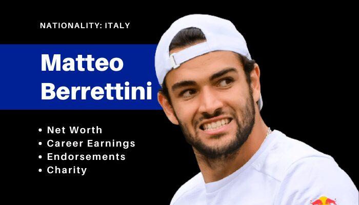 Matteo Berrettini Net Worth