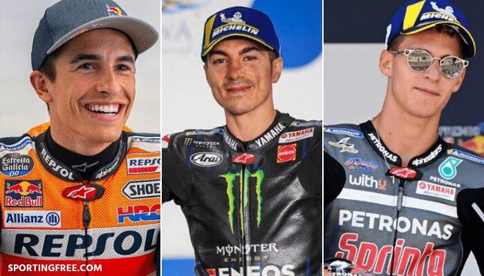 MotoGP Riders Salary contracts