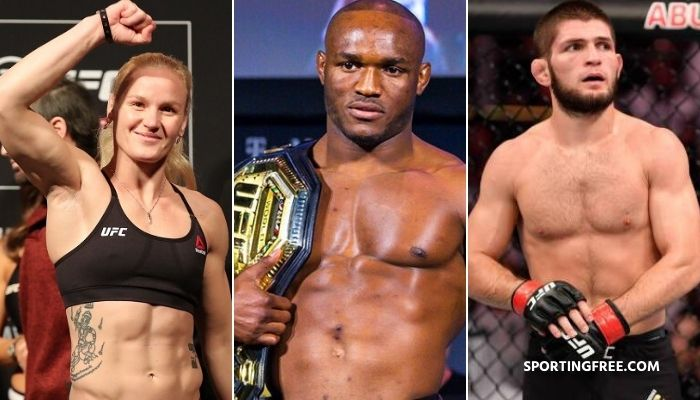 Strongest UFC Fighter in Every Division