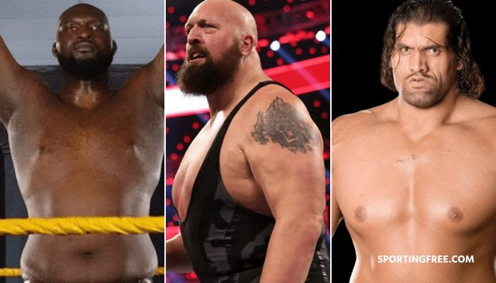 Tallest WWE Wrestlers of All Time