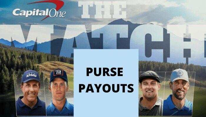 The Match 4 Purse Payouts