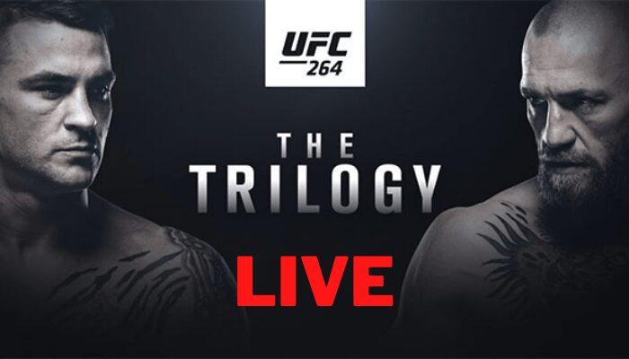 UFC 264 LIVE How to Watch McGregor vs Poirier 3 Live Stream