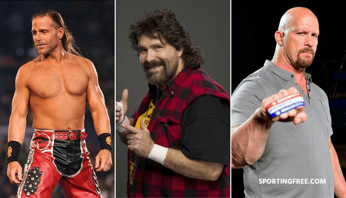 The greatest WWE superstars of all time