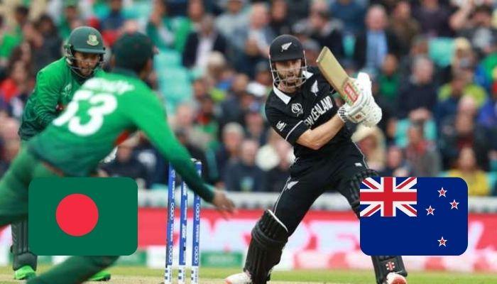 Bangladesh vs New Zealand 2021 Live Streaming