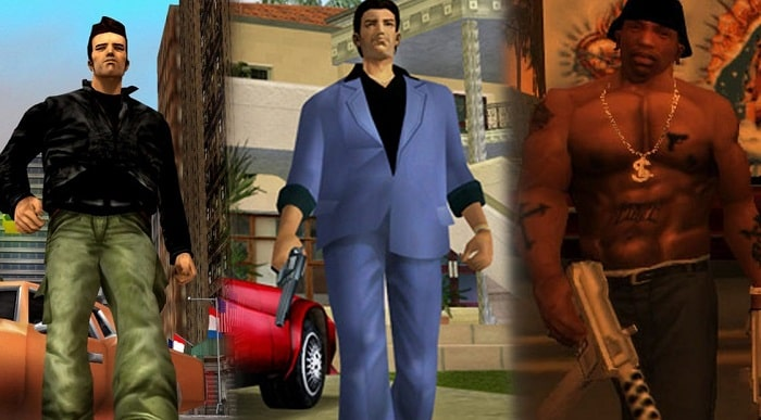 GTA Remastered Trilogy Release Date