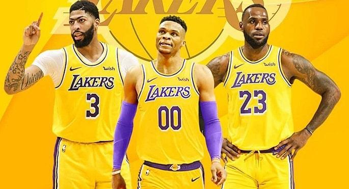 Los Angeles Lakers Players Salaries