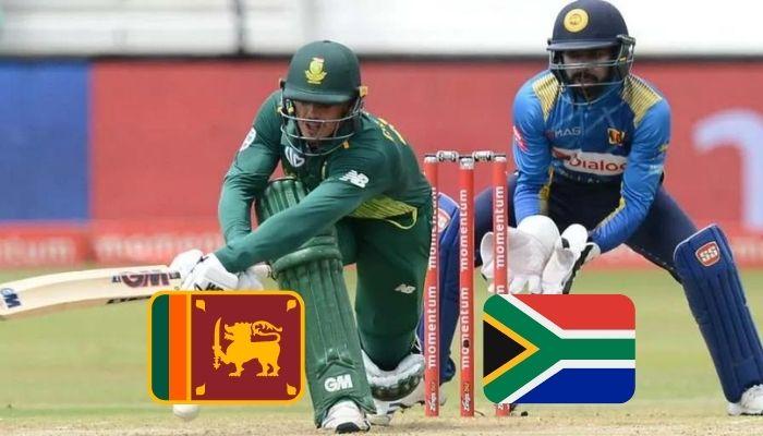South Africa vs Sri Lanka 2021 Live Streaming