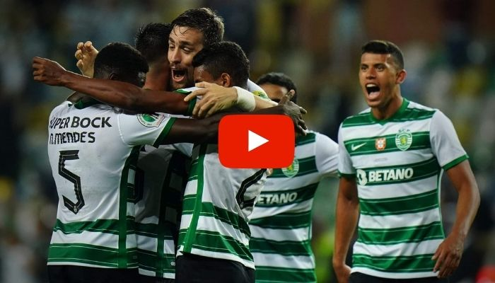 Sporting CP Live Streaming
