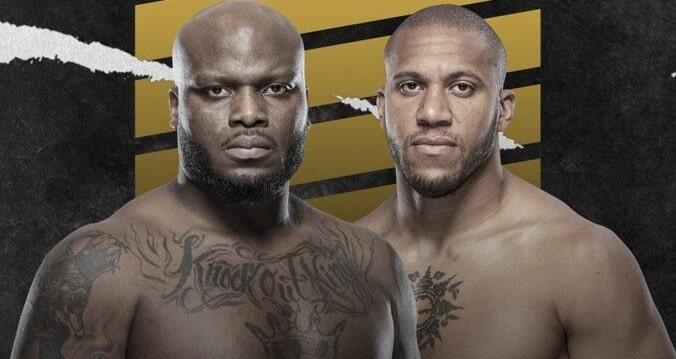 UFC 265 Derrick Lewis Vs Cyril Gane Live Stream