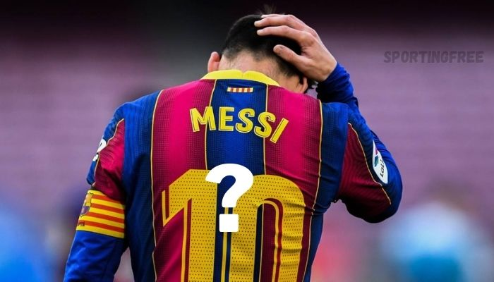 Why Did Lionel Messi Leave Barcelona