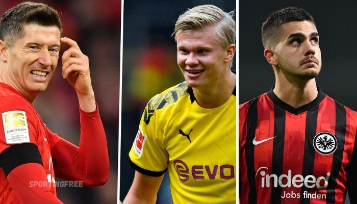 Bundesliga 202122 Golden Boot Prediction